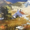 Allan Morgan Scottish Landscape Painting