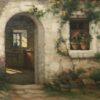 Charles Perron Original Painting