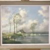 Roger Desoutter Original Painting