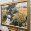 Graham Painter 20th Century River Landscape Artist