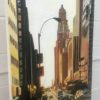 An Original Painting of New York by Leading British Urban Landscape Artist Angela Wakefield