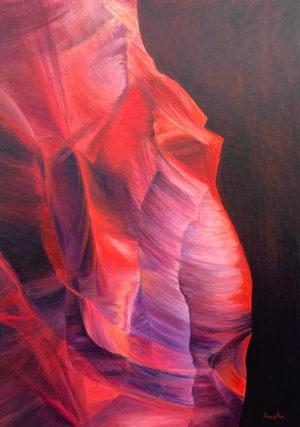 Katarzyna Szulc Anantomy of Canyons Arizona
