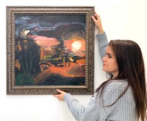 British Artist Angela Wakefield