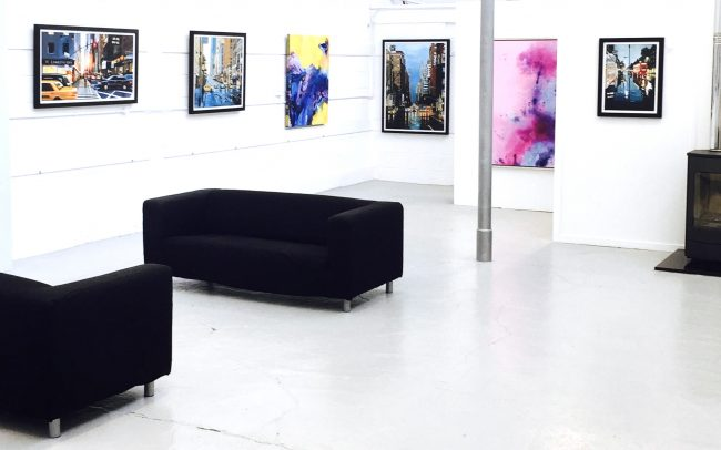 Current Exhibition at the Contemporary Art Gallery