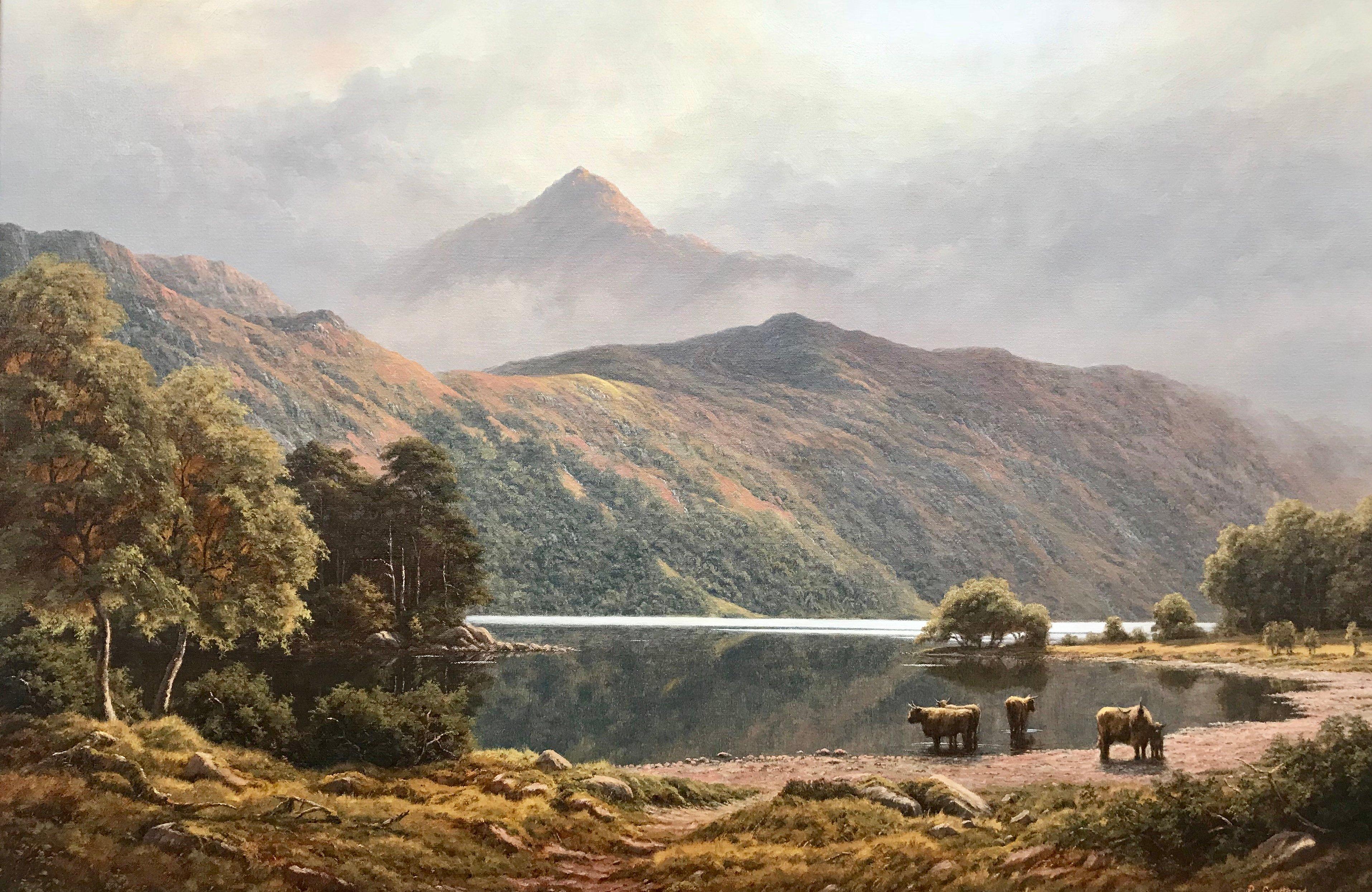 Ben Lomond Scottish Highlands Ascot Studios