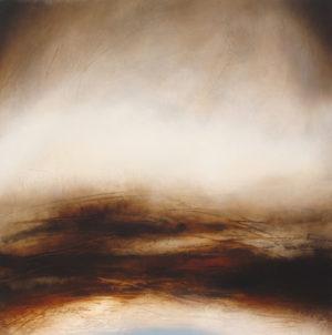 By the Calm Lake - an original painting by Paul Denham