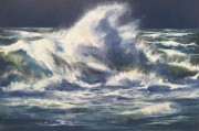 large-seascape-painting