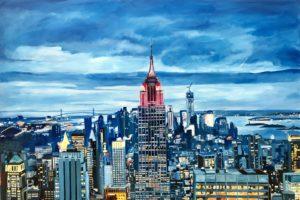 Empire State Cityscape