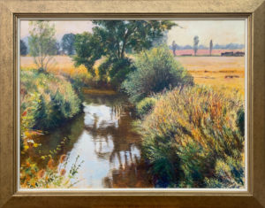 Graham Painter 20th Century River Landscape Artist