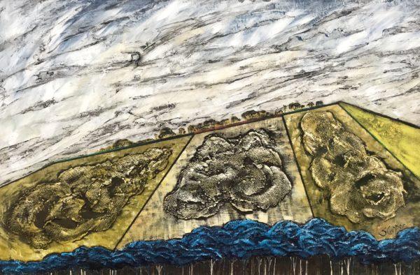 Steve Capper Painting