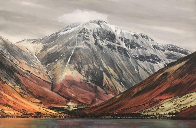 Great Gable Lake District