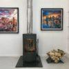 Angela Wakefield New York Cityscape Paintings