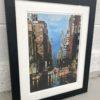 New York Storm by Angela Wakefield