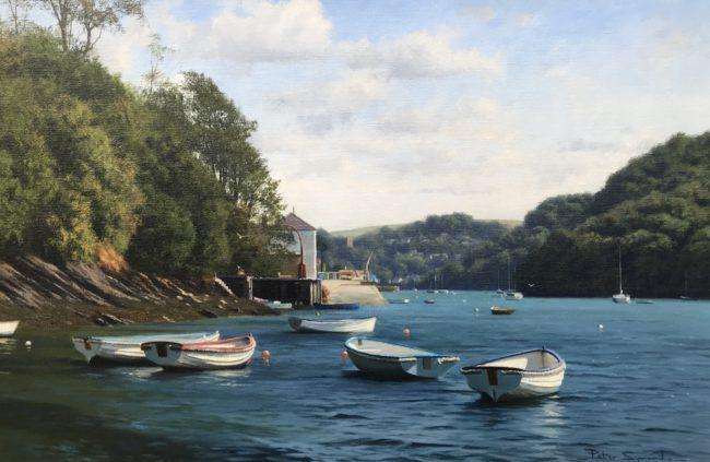 Peter Symonds Landscape Artist