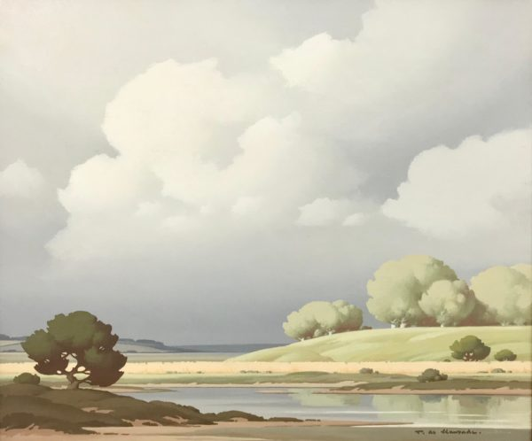 Pierre de Clausade Sur la Loire