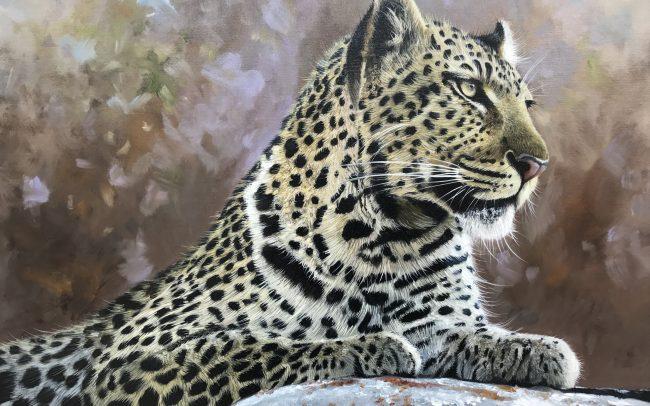 Pip McGarry Wildlife Art