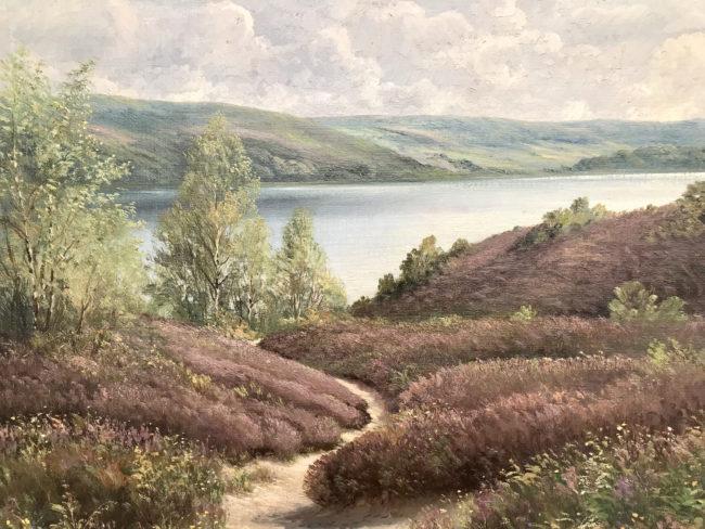 Idyllic Sea Landscape