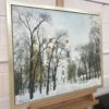 Victor Egorov Russian Landscape Artist